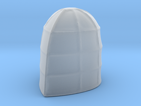 1-35 PT Boat Beehive Radar Dome in Smooth Fine Detail Plastic