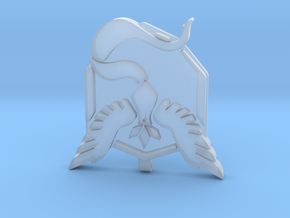 Mystic Keychain inspired by Pokemon Go in Smooth Fine Detail Plastic