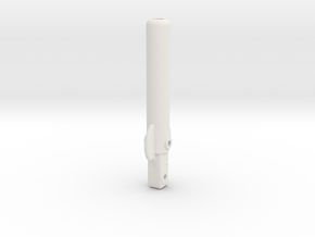 Wing Furrule V3.0 in White Natural Versatile Plastic