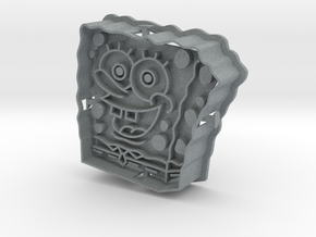 SpongeBob in Polished Metallic Plastic