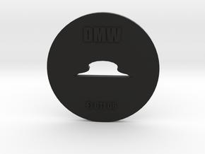 Clay Extruder Die: Footer 011 06 in Black Natural Versatile Plastic