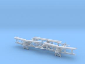 1/285 Rumpler CIV x3 in Smooth Fine Detail Plastic