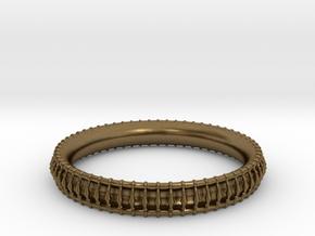 Bracelet 2 in Natural Bronze