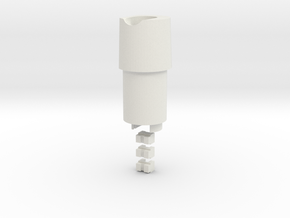 KJW KC-02 VSR Compatable Hop Chamber in White Natural Versatile Plastic