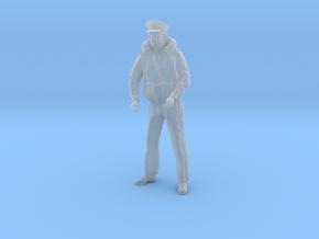 1/16 USCG Helmsman 1 in Smooth Fine Detail Plastic