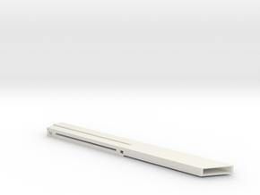 Slider [Neo HB] in White Natural Versatile Plastic