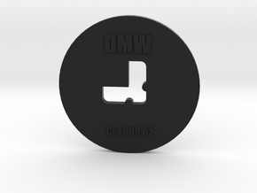 Clay Extruder Die: Corner 009 02 in Black Natural Versatile Plastic
