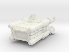 Kawuk transport in White Strong & Flexible