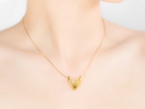 sWINGS Serene in 18k Gold Plated Brass