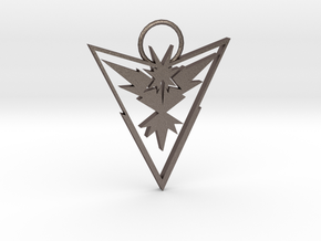 Team Instinct in Polished Bronzed Silver Steel