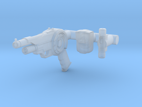 1/12 Scale Grappling Gun, Utility Pouch, and Cylin in Smoothest Fine Detail Plastic