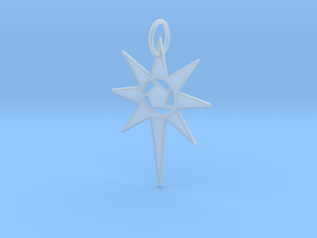 Thareon 'The North Star' in Smooth Fine Detail Plastic
