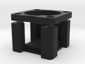 Thumb stick mount for Suncom SFS in Black Natural Versatile Plastic