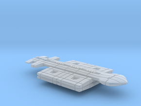 Freighter Type 5 in Smooth Fine Detail Plastic