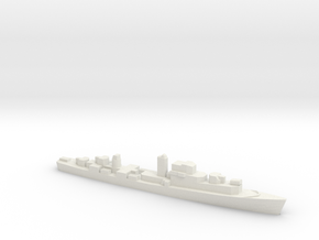 Le Normand-class frigate, 1/3000 in White Strong & Flexible