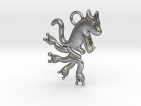 Ahitzotl in Raw Silver