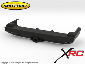 XJ10010 Rear Bumper (for Pro-Line XJ) in Black Strong & Flexible