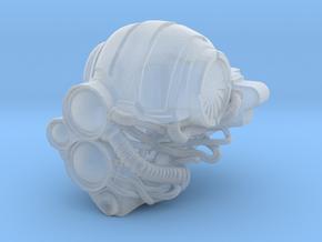 Blacklance Knight Centuria Head in Smooth Fine Detail Plastic
