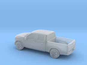 1/64 2015 Ford F 150 Crew Cab in Smooth Fine Detail Plastic