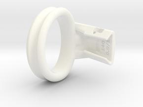 Q4-DT140-06 in White Processed Versatile Plastic