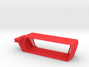 YUNEEC TYPHOON BATTERY TRAY H XT60 8000mah in Red Strong & Flexible Polished