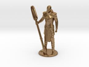 Jaffa Standing Guard -20 mm in Natural Brass
