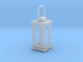 18th Century Lantern HU 24 HU in Smooth Fine Detail Plastic