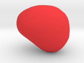 Archipelis Designer Model in Red Processed Versatile Plastic