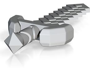 Minenut Sword (#3) in Metallic Plastic