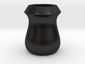 Gusto-JZ in Matte Black Porcelain