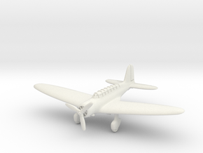 Mitsubishi B5M Mabel 1/200 in White Natural Versatile Plastic