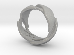 US16 Ring III in Aluminum