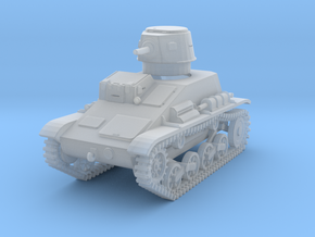 PV54D Type 94 TK Tankette (1/87) in Smooth Fine Detail Plastic