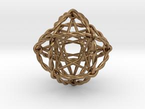 "Ultra Genesa Crystal 1.5"" in Natural Brass"