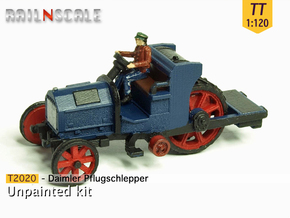 Daimler Pflugschlepper (TT 1:120) in Smooth Fine Detail Plastic