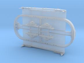 1:32 Hudson Bow Frame Cane Car in Smooth Fine Detail Plastic