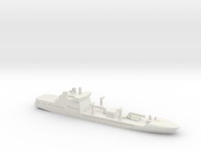 Tide-class tanker, 1/2400 in White Natural Versatile Plastic