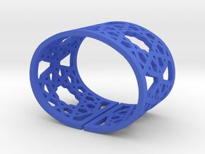 Br3b in Blue Processed Versatile Plastic