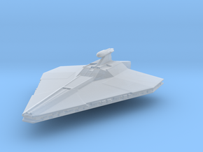 Acclamator class assault ship in Frosted Ultra Detail