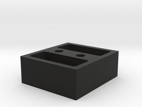 Ascher Shifter Spacer 10mm (Gen3) in Black Natural Versatile Plastic