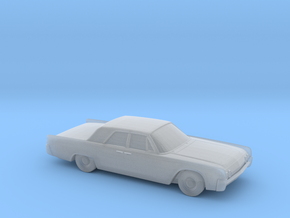 1/120 1962 Lincoln Continental Sedan in Frosted Ultra Detail