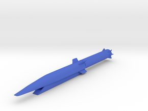 Waverider in Blue Processed Versatile Plastic