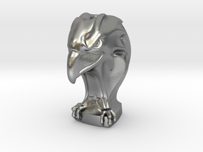 Eagle(Pendant) in Natural Silver