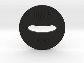 Clay Extruder Die: Handle 001 04 in Black Natural Versatile Plastic