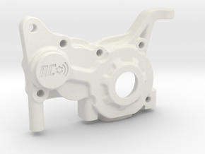 LCG (B6 plate) for B5M 3 gear Left gearbox in White Strong & Flexible