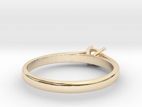 Model-3ec2c8ee73218b8181959706881180a6 in 14k Gold Plated Brass