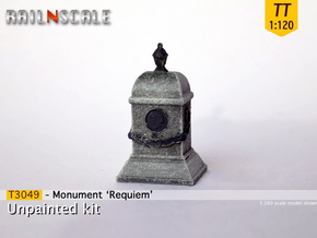 Monument Requiem (TT 1:120) in Frosted Ultra Detail