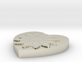 Model-8317899d96e50e1c2c87269b3ae5cff4 in 14k White Gold