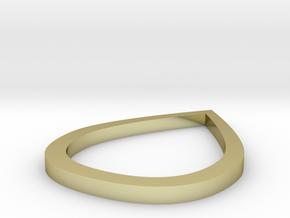 Model-54f33e95da36d9438b91167f72b8ce2b in 18k Gold Plated Brass