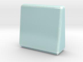 Celadon Selfie Frame Stand in Gloss Celadon Green Porcelain
